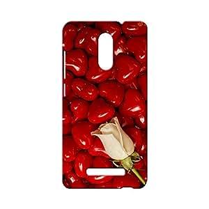 BLUEDIO Designer 3D Printed Back case cover for Xiaomi Redmi Note 3 / Redmi Note3 - G1167