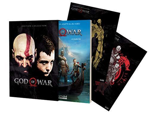 God Of War (Edition Limitée) - Le Roman Officiel du Jeu Vidéo par  James Barlog