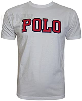 RALPH LAUREN HOMBRE UNIVERSITARIO POLO CAMISETA, camiseta AZUL, AZUL MARINO, BLANCO Talla S,M,L,XL,XXL