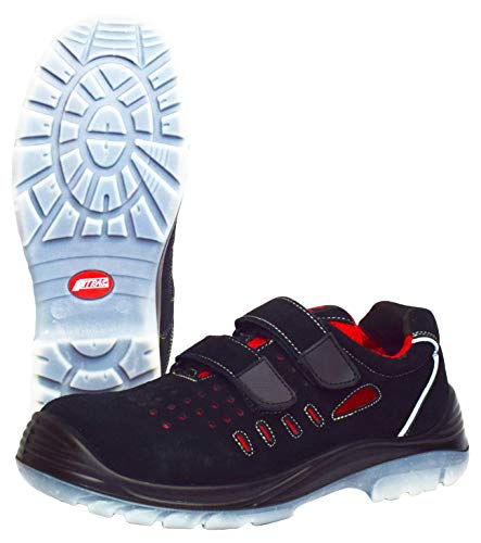 Safety shoes with aluminum toecap - Safety Shoes Today