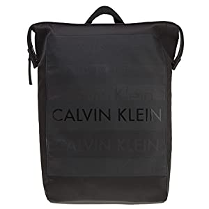 41xANiTN FL. SS300  - Calvin Klein Addiction Hombre Backpack Negro