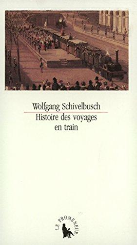 Histoire des voyages en train