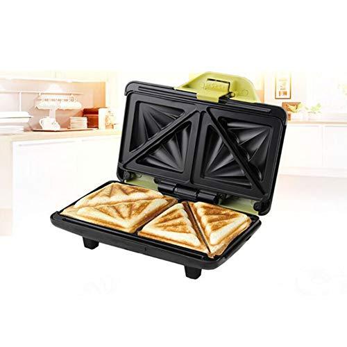 Sandwichmaker, Sandwich-toaster Frühstückstasse Non-stick Backplatten Sandwich-presse Mit antihaft...