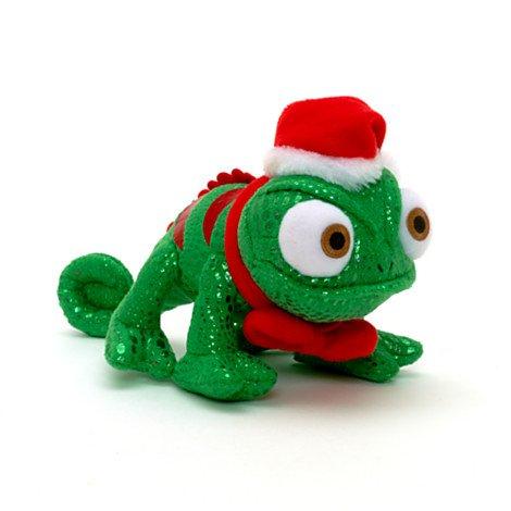 Pascal - Weihnachts-Kuscheltier als Bean-Bag - Rapunzels treuer Freund Pascal aus