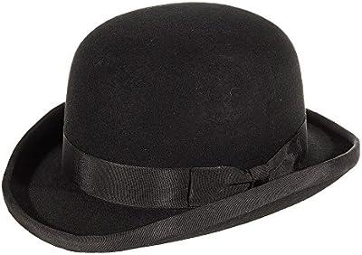 Bombín Major Wear Bowler (Negro)