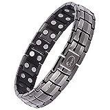 Best Magnetic Bracelets - Jeroot Titanium Magnetic Bracelet,Beauty Therapy Titanium Magnetic Bracelet Review
