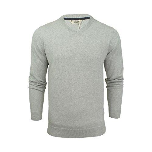 Tokyo Laundry - Pull - Homme Lt Grey Marl
