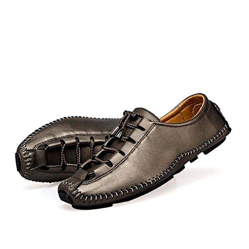 ZXCV Scarpe all'aperto Gli uomini ultra-sottili scarpe outdoor sportivo uomini Bronzo