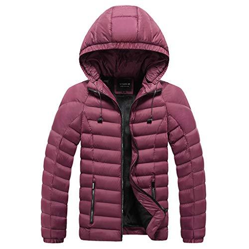 OEAK Damen Winter Ultraleicht Daunenjacke Warme Steppjacke