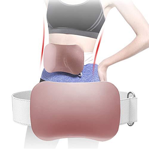 Abnehmen Gürtel Elektrisch Anti Cellulite Massagegerät Abnehmen Vibrationsgürtel MassagegüRtel Bauchfett Verbrennen Bauch Gewichtsverlust Body Schlankheitskur für Taille Bein Oberschenkel