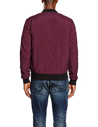 Religion Herren Jacke Object Red (Oxblood)