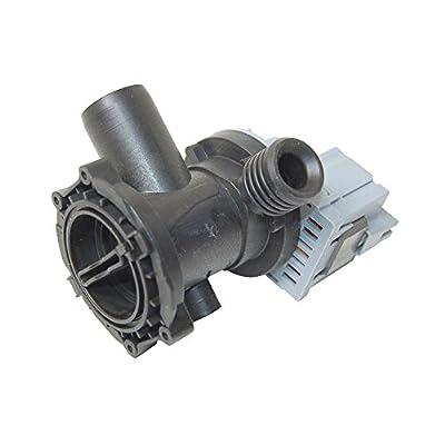 Ariston Indeset Hotpoint Washing Machine Drain Pump & Filter by Indesit Arsiton