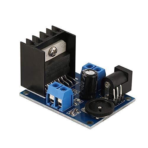 Comomingo TDA7266 Placa Amplificador Audio Alta fidelidad