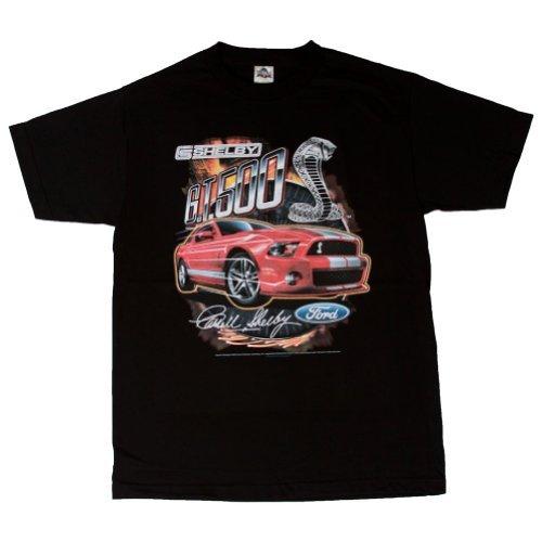 ford-mustang-gt-500-cobra-black-mens-short-sleeve-shirt-2xlarge
