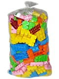 Wader Pigmy Construction Bricks Toy Set (284 Pieces)