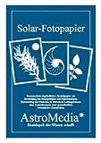 Solar-Fotopapier, 20 Blatt DIN A5 Bausatz und Lernspielzeug K99803 Bausatz für Kinder und Jugendliche