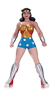 Wonder Woman Darwyn Cooke 17 Cm Universo DC Comics Designer Serie 2 Figura, (Diamond DIADC160446)