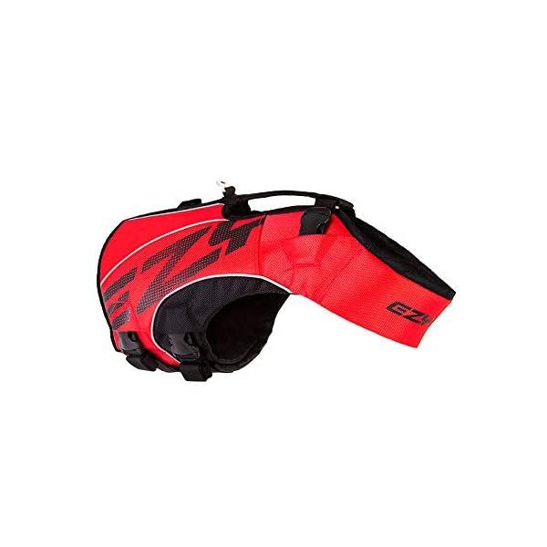 EzyDog X2 Boost Dog Lifejacket (Small, Pink) 3