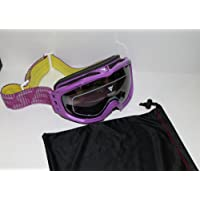 Dainese Skibrille / Ski Brille Colours Goggles / Size N Farbe violet
