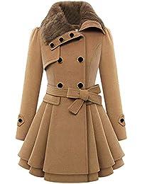 Suchergebnis Auf Amazonde Für Wintermantel Braun Damen Bekleidung