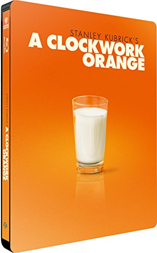 Uhrwerk Orange Iconic Moments Steelbook (exklusiv bei Amazon.de) [Blu-ray]
