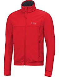 GORE RUNNING WEAR Warme Laufjacke, GORE WINDSTOPPER, ESSENTIAL GWS Jacket