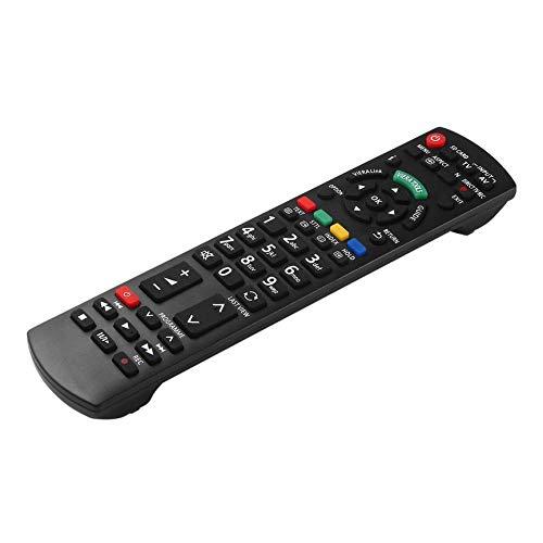 Peanutaod Universal Smart TV Remote Control Ersatz für Panasonic N2QAYB000487 EUR76280 EUR-7628030 TV-Fernbedienung