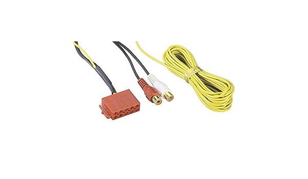 Line Out Adapter Iso 10 Pol Auf 4xcinch Elektronik