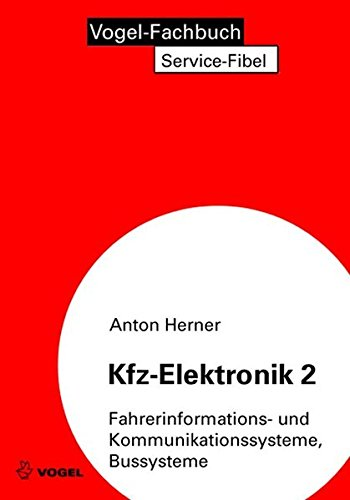 Kfz-Elektronik 2 (Service Fibel)