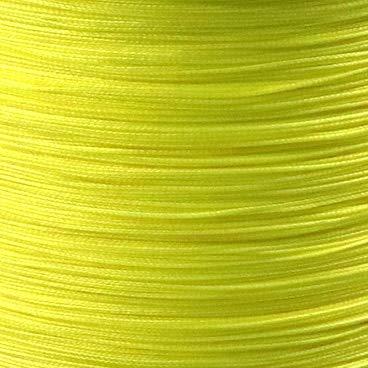 HATCHMATIC JOF Angelschnur 1000M 500M 300M 4 Strang PE Multifilament Geflochtene Fischkarpfenangeln Angelgerät: Gelb, 1000M-0.23mm-28LB