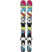 Alpin Tecnopro Ski Alpin Bindung  E TL 75 B80  weiß/schwarz Bindungen