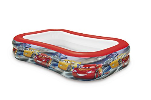 Intex - Piscine rectangulaire CARS INTEX