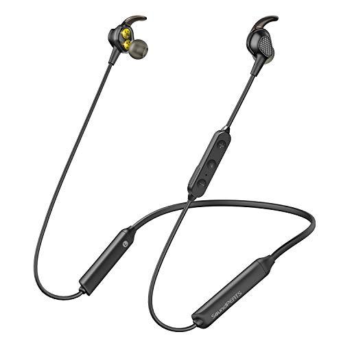 Auriculares Bluetooth 5.0 SoundPEATS Engine Dual Drivers Cascos...