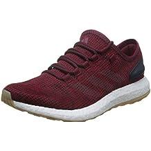 7b6e3dbbd4963 ... ireland adidas pureboost zapatos para correr para hombre rojo buruni  lino maosno febe6 057e7