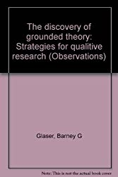 The discovery of grounded theory: Strategies for qualitative research (Observations)