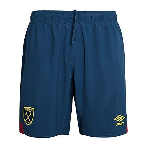 Umbro 2018-2019 West Ham Away Football Shorts (Kids)