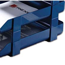 Rexel Agenda Height Raisers - Pack of 5, Blue