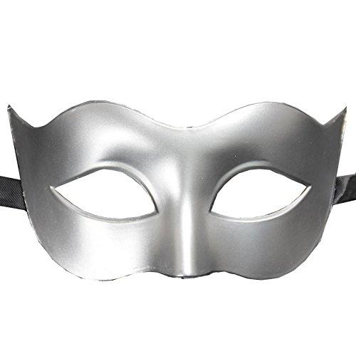 tstoff geschnitzt Sprühfarbe Halloween Bunte Hohlmaske für Halloween Kostümparty ()