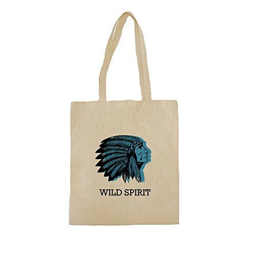 einkaufstasche-aus-baumwollestofftasche-mit-wild-spirit-phrase-illustration-motiv-38cm-x-42cm-10-lit