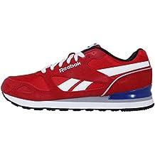 Reebok - Zapatillas de running de Material Sintético para mujer Rojo rojo 19
