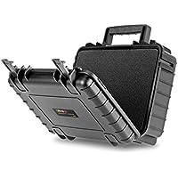 Valigia impermeabile ultralyt 1000–Velcro compartimentado, RPD, colore nero, Lid Pocket