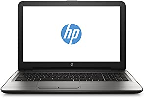 "HP 15-BA097NL Notebook, Display da 15.6"", AMD A8-7410, 2.2 GHz, RAM 8 GB, HDD da 1 TB, Scheda Grafica AMD Radeon R5, Argento"