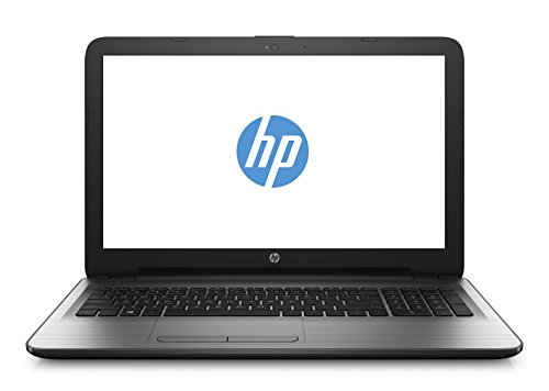HP 15-BA097NL Notebook, Display da 15.6', AMD A8-7410, 2.2 GHz, RAM 8 GB, HDD da 1 TB, Scheda Grafica AMD Radeon R5, Argento [ITALIANO]