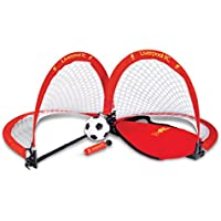 Liverpool FC Official Football Training Goal Gift Set