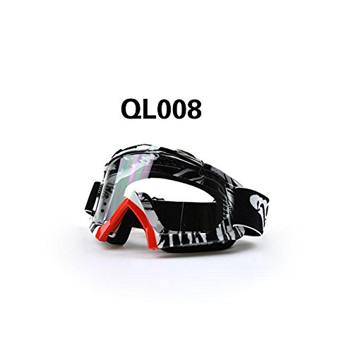 Calistouk - Gafas para la conducción todoterreno de bicicletas, gafas para el...