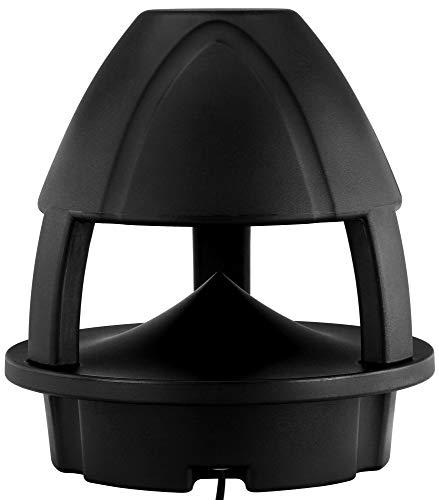 "Pronomic HLS-560BT Bluetooth® BK 360° Gartenlautsprecher (2-Wege, Outdoor Lautsprecher Box, 5,25\"" (133 mm) Woofer, 1,2\"" (30 mm) Tweeter, UV-resistent, wasserdicht, 30/60/120 W RMS/Musikleistung/Peak)"