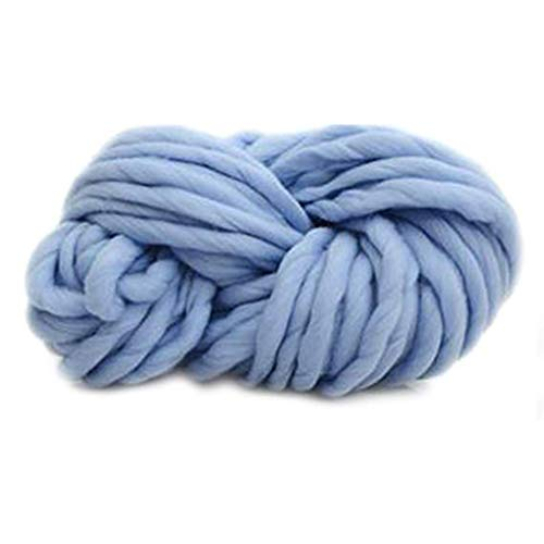Zerama Multi Color Warm DIY Baumwollgarn Baby-Pullover Garn Knitting Kinder Handgestrickte Strickdecke Häkelgarn -