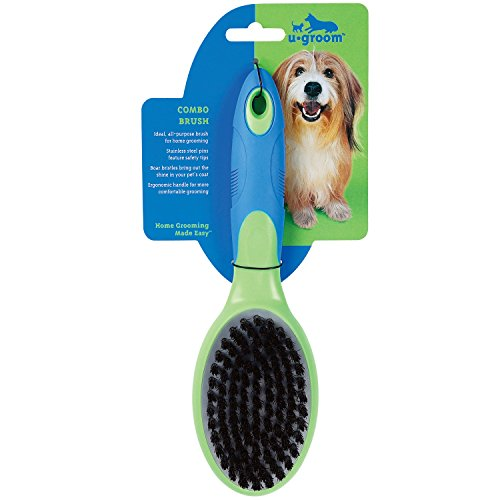 ugroom-bristle-pin-combo-brushes-versatile-brushes-for-grooming-dogs-9