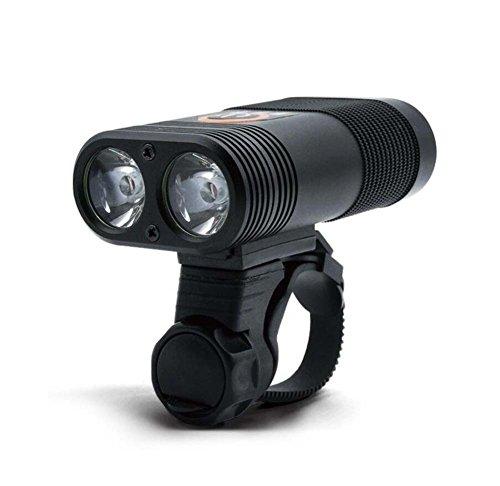Luces de bicicleta USB Juego de luces recargables de bicicleta Luces de...