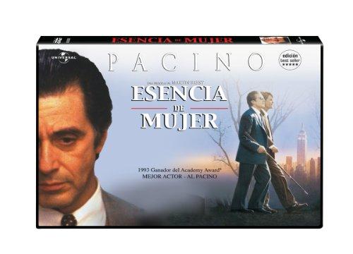 Esencia De Mujer (Import Dvd) (2012) Pacino, Al; O'donnell, Chris; Brest, Martin